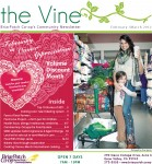 The Vine Newsletter Feb-Mar2012 Cover